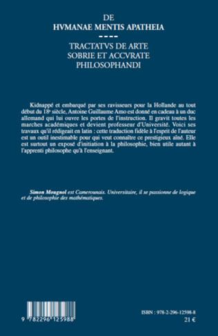 4eme De Humanae mentis apatheia