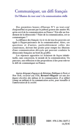 4eme Communiquer, un défi français