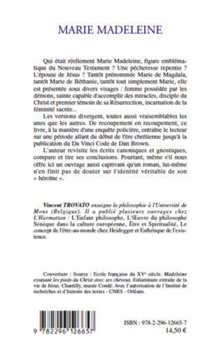 4eme Marie Madeleine
