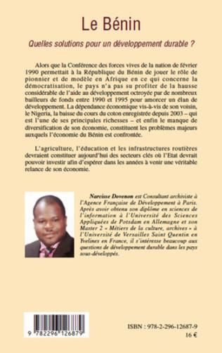 4eme Le Bénin