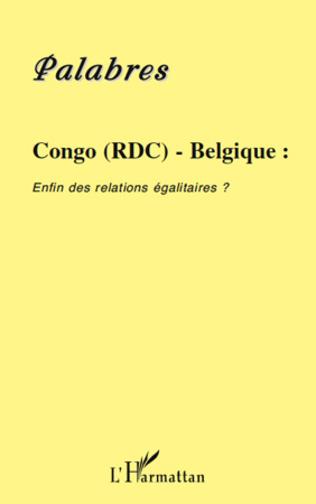 4eme Congo (RDC) - Belgique