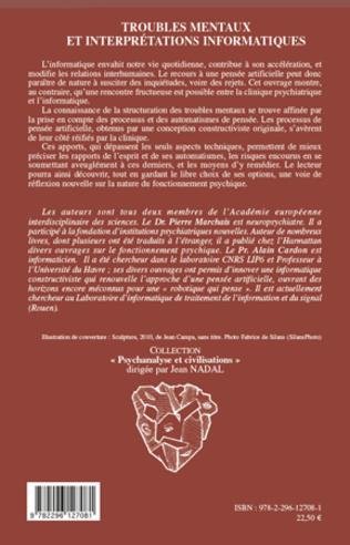 4eme Troubles mentaux et interprétations informatiques