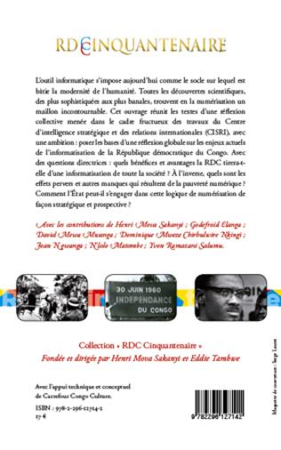 4eme La R.D. Congo dans la révolution numérique