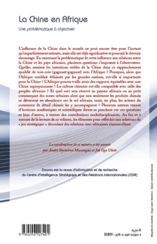 4eme La Chine en Afrique
