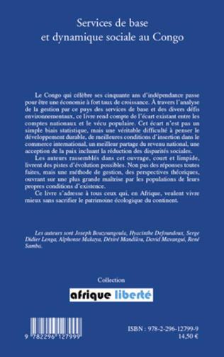 4eme Services de base et dynamique sociale au Congo