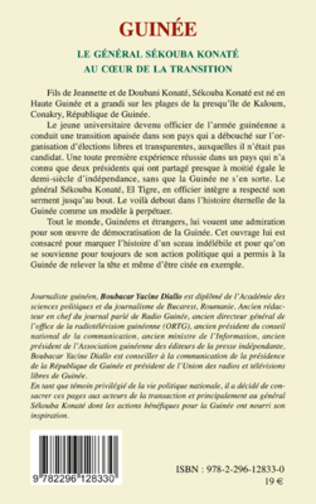 4eme Guinée le général Sékouba Konaté au cœur de la transition