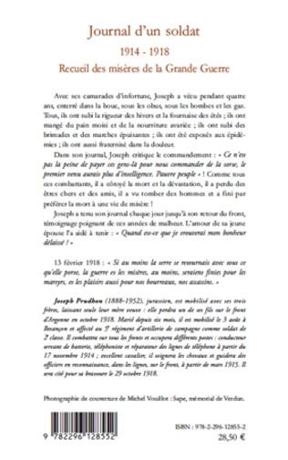 4eme Journal d'un soldat