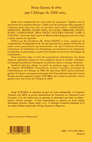 4eme Jalons pour une recomposition efficace du régime d'accumulation africain au XXIe siècle : Bâtir entre les répliques du passé précolonial, les soubresauts du modèle dominant et les innovations populaires