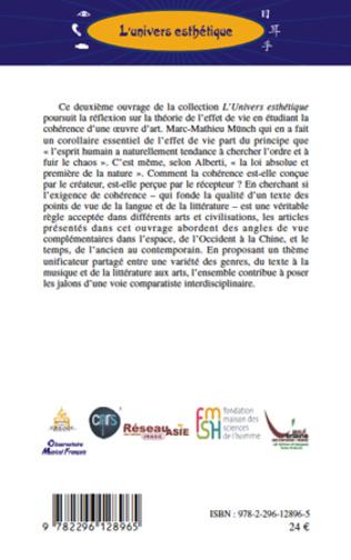4eme Arts, langues et cohérence