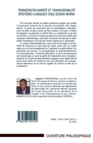 4eme Transdisciplinarité et transversalité