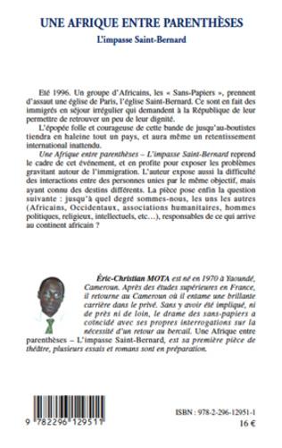4eme Une Afrique entre parenthèses