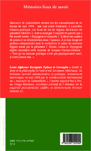 4eme Massacre de Lubumbashi (11-12 mai 1990)