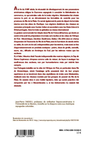 4eme La traite des Noirs entre l'océan Indien et Montevideo (Uruguay)