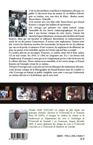 4eme Le cinéma de Daniel Kamwa