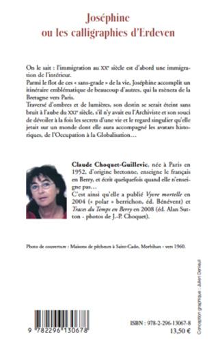 4eme Joséphine ou les calligraphies d'Erdeven