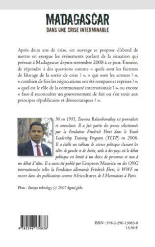 4eme Madagascar dans une crise interminable