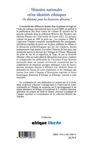 4eme Histoires nationales et/ou identités ethniques
