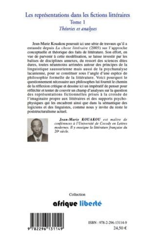 4eme Les représentations dans les fictions littéraires Tome 1