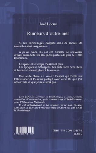 4eme Rumeurs d'outre-mer