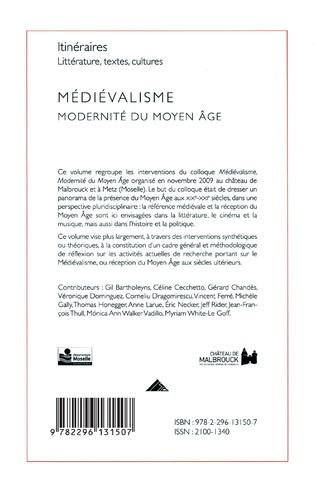 4eme Médiévalisme