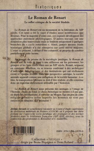 4eme Le Roman de Renart