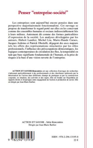 4eme Penser entreprise-société