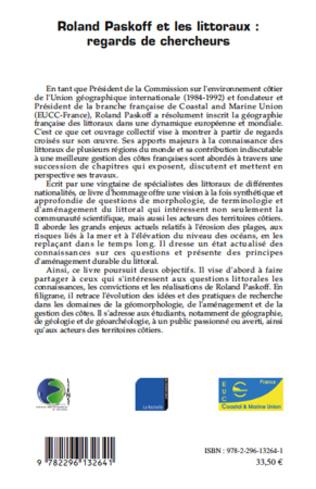 4eme Roland Paskoff et les littoraux: regards de chercheurs