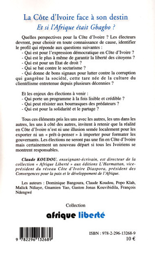 4eme La Côte d'ivoire face à son destin