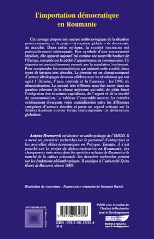 4eme L'importation démocratique en Roumanie