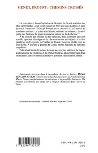 4eme Genet, Proust : chemins croisés