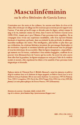 4eme Masculinféminin ou le rêve littéraire de Garcia Lorca