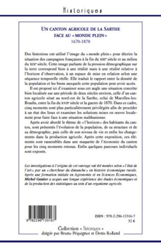4eme Un canton agricole de la Sarthe face au