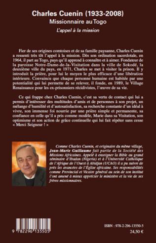4eme Charles Cuenin (1933-2008)