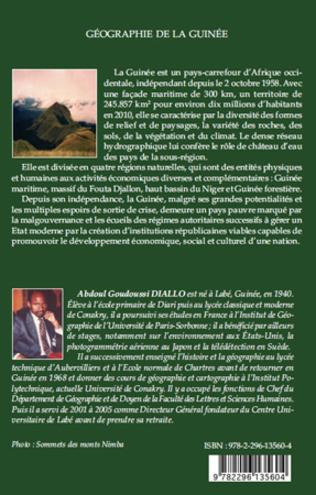 4eme Géographie de la Guinée