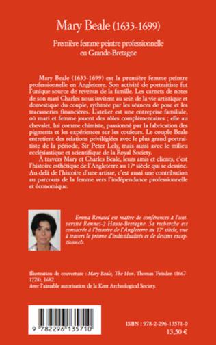 4eme Mary Beale (1633 - 1699)