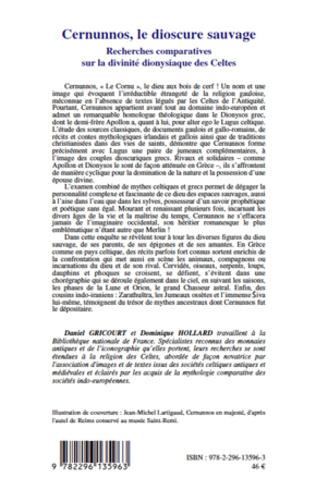 4eme Cernunnos, le dioscure sauvage