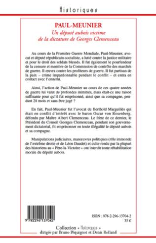 4eme Paul-Meunier, un député aubois victime de la dictature de Ge