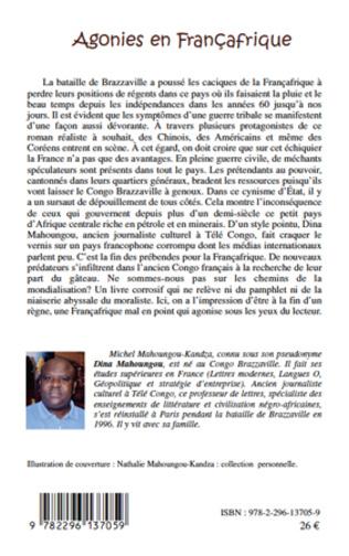 4eme Agonies en Françafrique