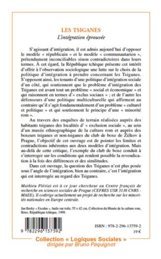 4eme Les Tsiganes (Tome II)