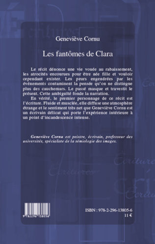 4eme Les fantômes de Clara