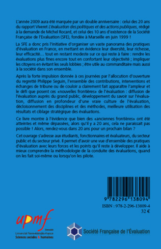 4eme Passer de la création à la stabilisation de la mission évaluation : l'expérience de l'Agence de l'eau Rhône-Méditerranée-Corse