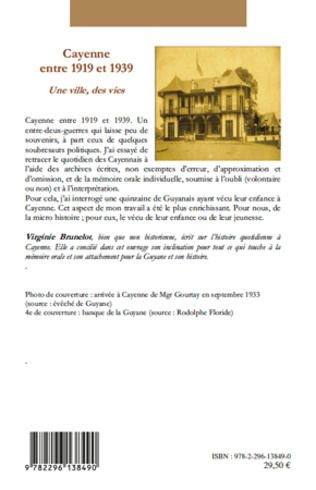 4eme Cayenne entre 1919 et 1939