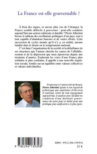 4eme La France est-elle gouvernable ?