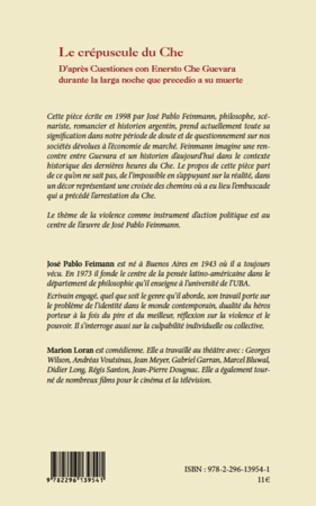 4eme Le crépuscule du Che