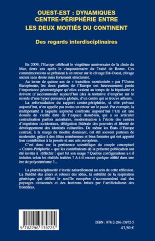 4eme À la périphérie du centre : poétique et éthique dans Le Refus et Liquidation d'Imre Kertész