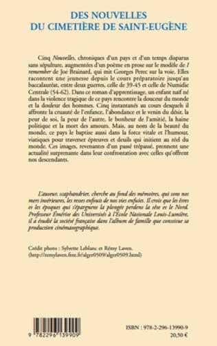 4eme Des nouvelles du cimetière de Saint-Eugène