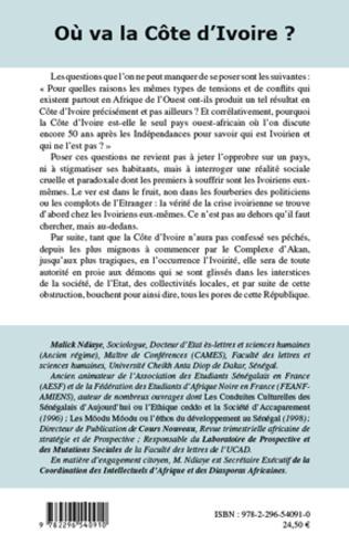 4eme Où va la Côte d'Ivoire ?