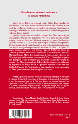 4eme Cauchemars italiens (volume 1)