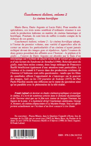 4eme Cauchemars italiens (volume 2)