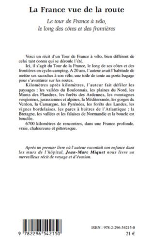 4eme La France vue de la route